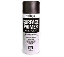 Vallejo - Primer spray nero