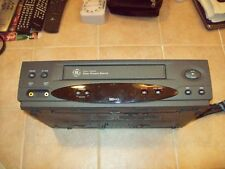 General Electric Ge Vg4052 Four Head Vcr Vhs Player
