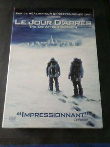 DVD LE JOUR D APRES, de ROLAND EMMERICH