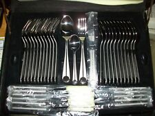 berghoff cutlery 72 piece brand new in leather box
