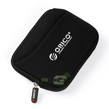 "ORICO 2.5"" External Hard Disk Drive HDD Case Bag Carry Pouch for Seagate Digital"