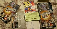 HUDSON CARAVAN SHOOTING COLLECTION *RARE Complete* SFC Super Famicom JPN shmup