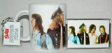 SLADE -  'NOBODY'S FOOLS'  11oz MUG, LARGE KEYRING & JUMBO FRIDGE MAGNET SET
