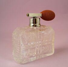 Parfumflakon Pumpzerstäuber  Made in Germany handgeschliffen