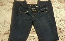 American Eagle Slim Boot Jeans - Size 0 Reg - Excellent Condition