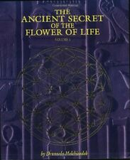 The Ancient Secret of the Flower of Life, Vol. 1 by Drunvalo Melchizedek, (Paper