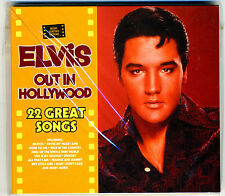 ELVIS <>OUT IN HOLLYWOOD<>OOP<>1999 FTD CD