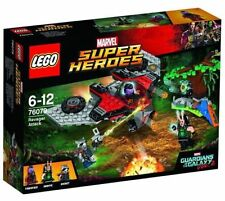Space Ship Super Heroes LEGO Construction Toys & Kits