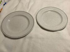 """18cm vaisselle dîner ensemble RESTAURANT HOTEL 6x porcelite coupé en forme de plaques 7 /"""""""