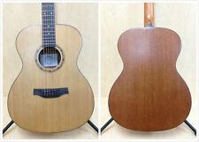 Klema K100JC Solid Cedar Top,Jumbo Acoustic Guitar,Natural Matt +Free Gig Bag