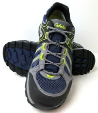 Men's Cabela's XPG 2.0 Waterproof Low Hikers w/GORE-TEX Grey/Blue Shoes
