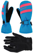 Ski Gloves Winter Warm Touch Screen Snowboard Mittens for Women