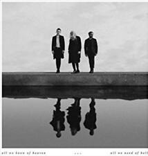 PVRIS ALL WE KNOW OF HEAVEN, ALL WE NEED OF HELL * NEW VINYL RECORD