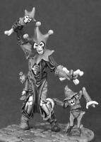 HECKLEMEYER and STYX - PATHFINDER REAPER miniature jdr rpg d&d 01603 OOP