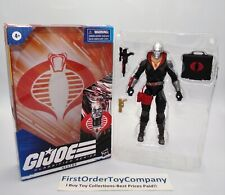 GI Joe Classified Destro Figure COMPLETE w/ Box