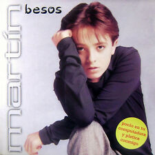 MARTIN RICCA - Besos 1999 CD RARE MUSIC FROM MEXICO - Belinda Anahi Imanol RBD