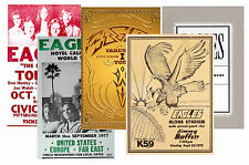 EAGLES - SET OF 5 - A4 POSTER PRINTS # 1