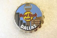 DALLAS,Hard Rock Cafe Pin,Bottle Cap Series