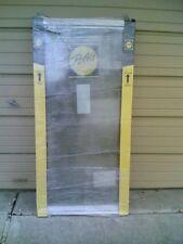 BRAND NEW: Nice Pella Wood Home CASEMENT WINDOW w/ White Aluminum Cladding 29x59