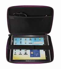 Hardwearing Purple Case For Archos 101 Internet Tablet With Inner Secure Strap
