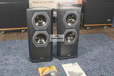 Tannoy 611 8' Dual Concentric Lautsprecher - mint condition + manual & brochure