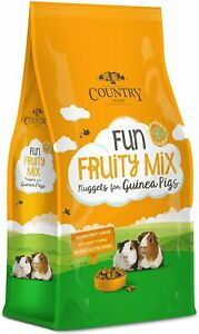 Fruity Nugget mix for Guinea Pig  Complete food  1.5kg