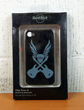 Hard Rock Cafe Guitar Clip Case and Screen Guard iPhone 4 / 4s Case