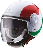 CASCO DA MOTO JET CABERG RIVIERA V3 2019 SWAY ITALIA TAGLIA M