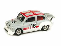 Model Car Scale 1:43 Brumm Fiat 600 Abarth 1000 GR.270 N.116 Palumbo