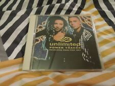 2 Unlimited Power Tracks RARE Japanese CD Album