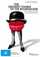 The Discreet Charm Of The Bourgeoisie (DVD, 2016)