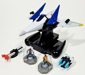 Nintendo Switch STARLINK: BATTLE FOR ATLAS Fox McCloud/Mason Rana/Arwing/Waffen