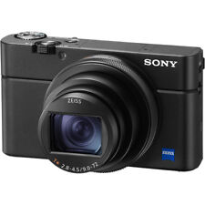 Sony DSC-RX100 VI MK6 Cyber-shot Digital Camera - DSCRX100M6/B USA WARRANTY NEW