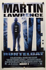 Martin Lawrence Live  RUNTELDAT - Original Movie Poster - 2002  Rolled DS C9/C10