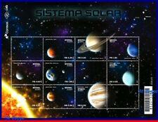 20-04 BRAZIL 2020 - SOLAR SYSTEM, SPACE, SHEET MNH