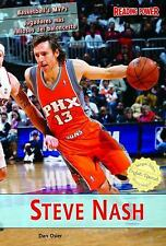 Steve Nash (Basketball's MVPsJugadores Mas Valiosos del Baloncesto)