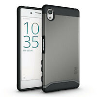 TUDIA Slim-Fit MERGE Dual Layer Protective Case for Sony Xperia X