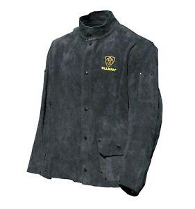 Tillman 3281 30' Black Split Leather stick welding Jacket blowout sale!
