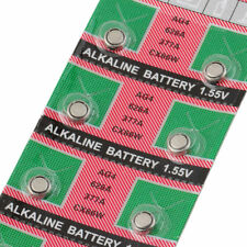 AG4 (2) 377 LONG LIFE ALKALINE Watch Battery LR626SW 377a LR66 SR66  US SELLER!!