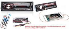 AUTORADIO MACCHINA STEREO AUDIO STEREO    Aux MP3 / FM / USB 12V