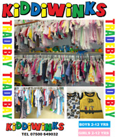 20 Kilo of grade A Kids clothes age 0-12 yrs all seasons~ Best quality supplier