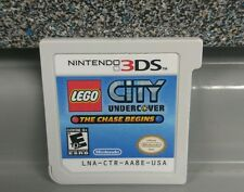 Lego City Undercover The Chase Begins | Nintendo 3DS | TESTED | SHIPS 1st CLASS