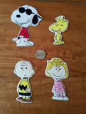 Peanuts Iron on Patches - Snoopy, Chuck, Lucy, Woodstock, Linus, Sally, MORE