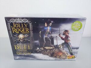 Lindberg Line Jolly Roger Series Duel With Death 1:12 Model Kit New
