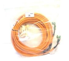 NEW BOSCH REXROTH IKG4100 / 010.0 POWER CABLE R911293707/010.0 IKG41000100
