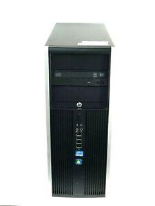 HP Compaq Elite 8300 CMT Core i7 3770 16GB RAM 256GB SSD 1TB HDD WIN 10 Pro
