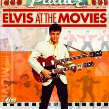 DOUBLE CD ELVIS PRESLEY -ELVIS AT THE MOVIES- BMG 2007-USA- EXC.COMPILATION FILM