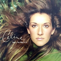 Celine Dion CD Single That's The Way It Is - Europe (EX/EX)