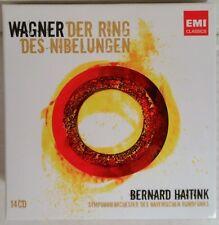 Wagner: Der Ring des Nibelungen - Bernard Haitink (14 CDs w/ booklet 2008)