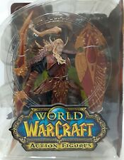 World of Warcraft Blood Elf Paladin Quin Tahalan Sunfire Authenic action figure